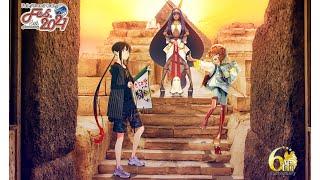 【公式】Fate/Grand Orderさんの動画キャプチャー