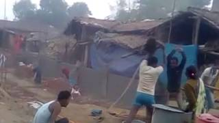 LIVE Village Fight at India