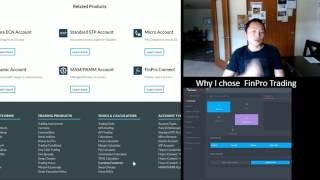 Why I chose FinPro Trading forex broker