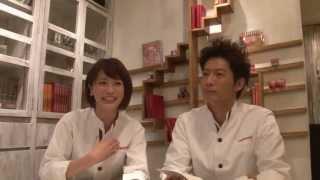 5話の放送を終えた感想を、KEIJI(EXILE)と坂田梨香子が語り合う。 □公...