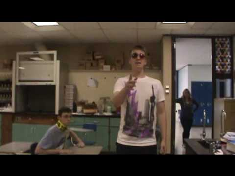 MCHS LIP DUB -- FOREVER: CHRIS BROWN
