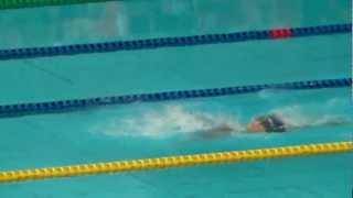 山本貴司氏 模範泳法 (2012/09/17)