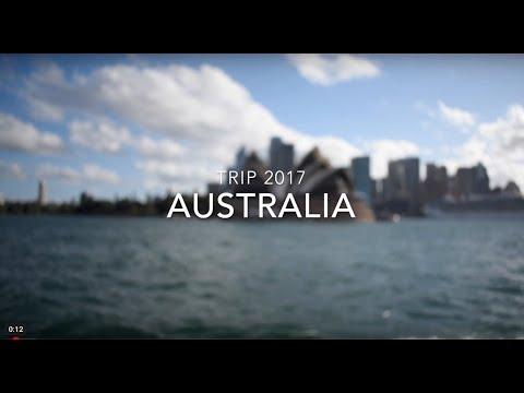 TRIP AUSTRALIA 2017 GoPro Hero4, Nikon D5500