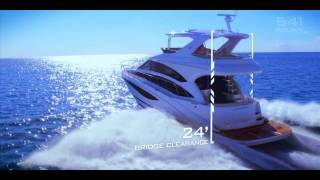 Meridian Yachts Collection - 541 Sedan (high definition)