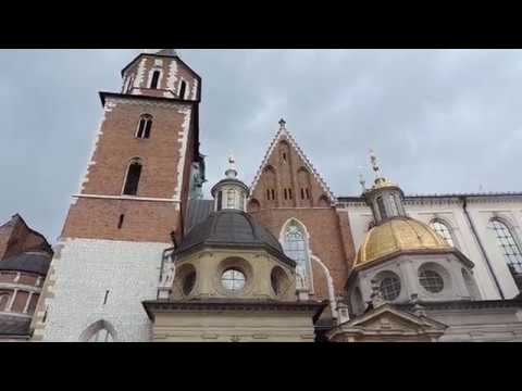 The Cathedral, Wawel Royal Castle, Krakow