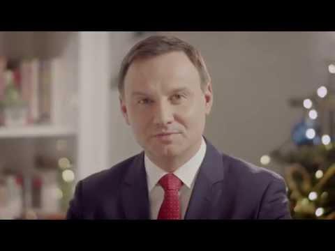 Życzenia Świąteczne Andrzeja Dudy