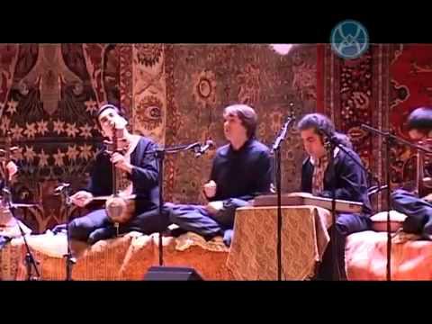 Tasnif Hanuz Hosein Nourshargh Ghamar persian traditional folk music Great Hall Tchaikovsky Moscow