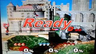 Super smash bros melee event matches 46-48