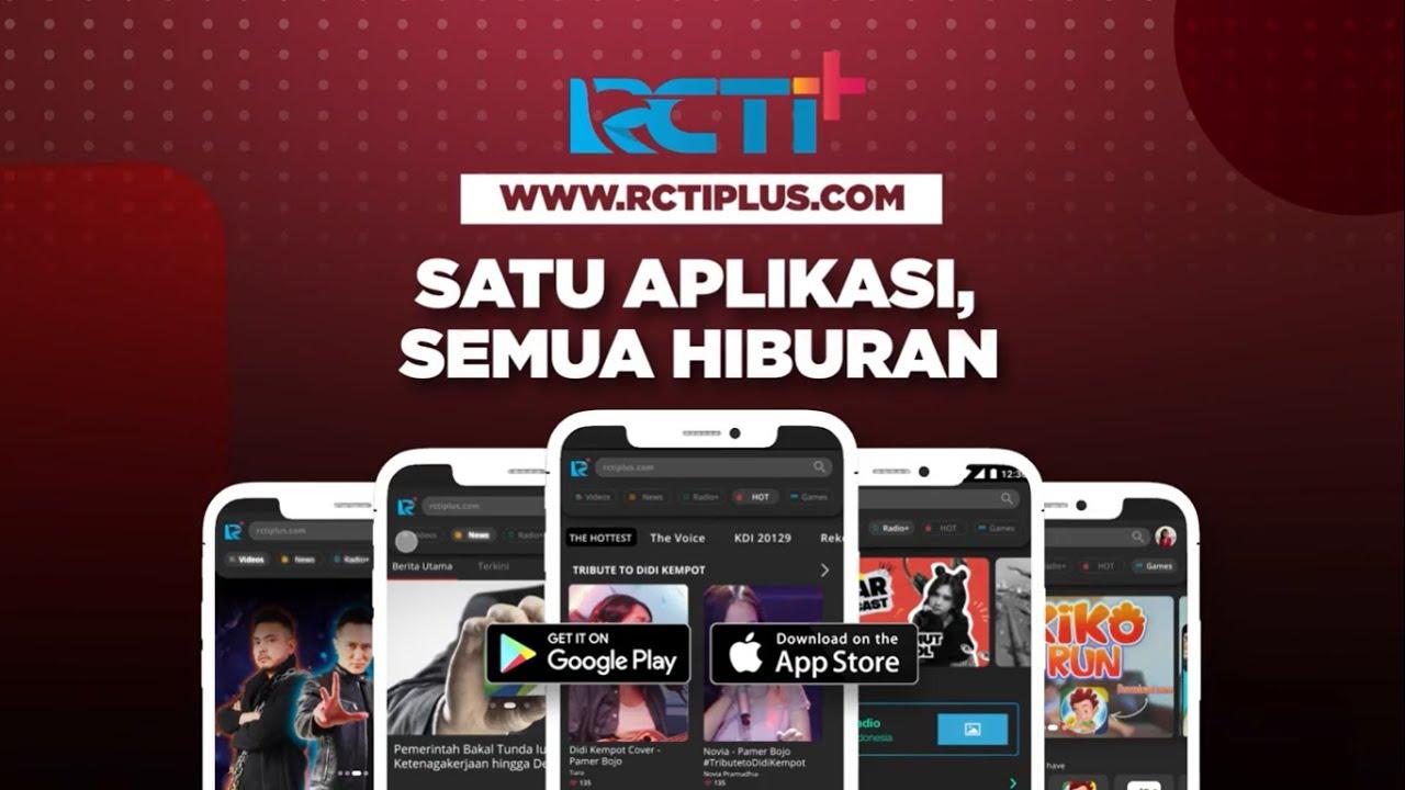 HOT RCTI+ Fitur Pencarian Bakat online pertama di Indonesia