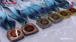 В Дербенте прошел Чемпионат республики и открытый мастерский турнир «Стены Дербента» WRPF