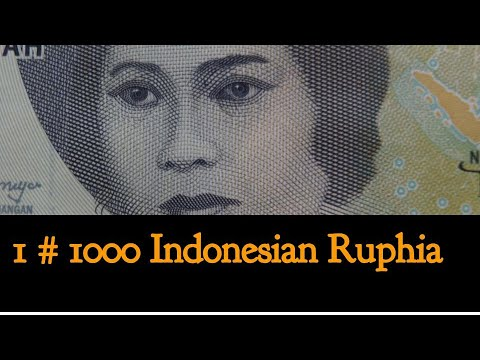 Indonesian Rupiah Currencies