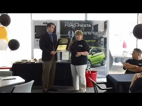 Gresham Ford earns the Presidents Award for excellent customer service