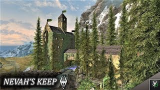 NEVAH'S KEEP: Castle Player Home!!- Xbox Modded Skyrim Mod Showcase