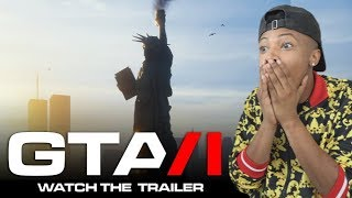 Reacting To The NEW Grand Theft Auto VI Trailer : Project Americas December 2020?