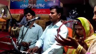 Jay tu Pani ay Shifa __By _Kashif Arif_Live In Fga Church Isb