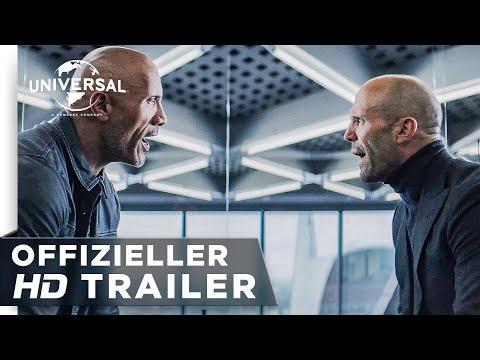 Fast & Furious: Hobbs & Shaw – Trailer german/deutsch HD