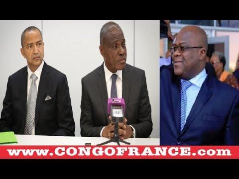 MOISE KATUMBI REJETTE FAYULU ET RECONNAIT FELIX TSHISEKEDI COMME PRÉSIDENT DU CONGO
