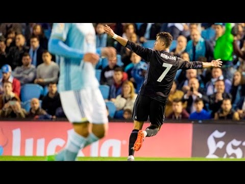 Celta Vigo vs Real Madrid 1-4 - All Goals 17/05/2017 HD