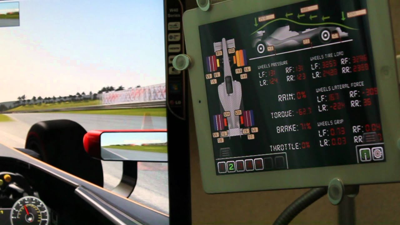 Review) iHud for rFactor and rFactor 2 - SimHQ Forums