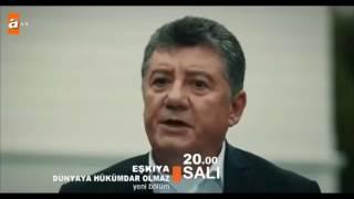 Hızır Çakırbeyli Ölecek - EŞKİYA DÜNYAYA HÜKÜMDAR OLMAZ 55.Bölüm Fragmanı    720p HD