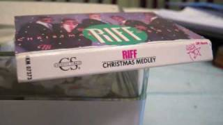 Riff Christmas Medley - Old School Rare Track archived from cassette single