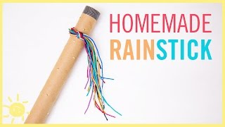 DIY | Rainstick (Fun Kid's Craft!)