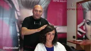 COMO SE HACE TRATAMIENTO DE KERATINA ULTIMA GENERACION - KERATIN HAIR TREATMENT NEXT GENERATION