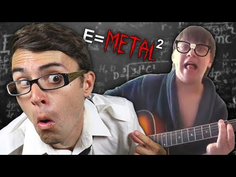 Can Nerds Be METAL!?