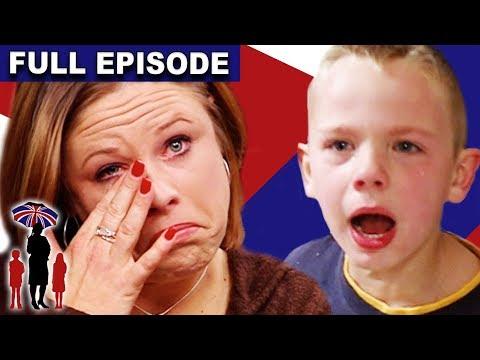 The William Family - Season 3 Episode 12 | Full Episodes | Supernanny USA