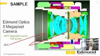 Zemax tutorial - 2 - System aperture settting