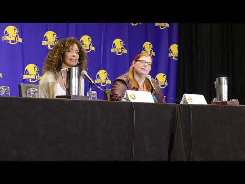 DragonCon 2018  Sunday  Firefly: An Hour with Gina Torres  Part 1 of 3