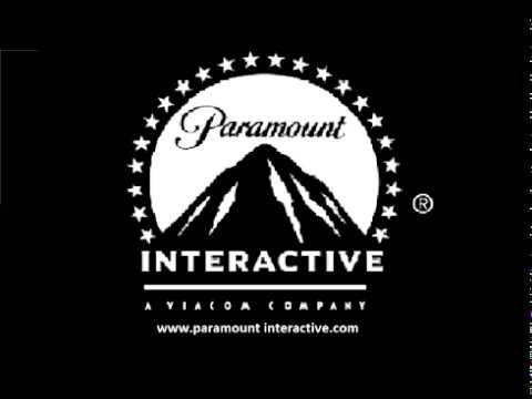 Viacom Vs Google What About Fair Use >> Paramount Interactive Logo 2002 2011 With The 2002 2009