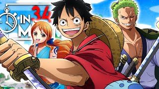 ONE PIECE 'WANO KUNI' ARC IN 34 MINUTEN (1/2)