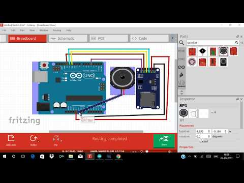 Fun With SD CARD And ARDUINO