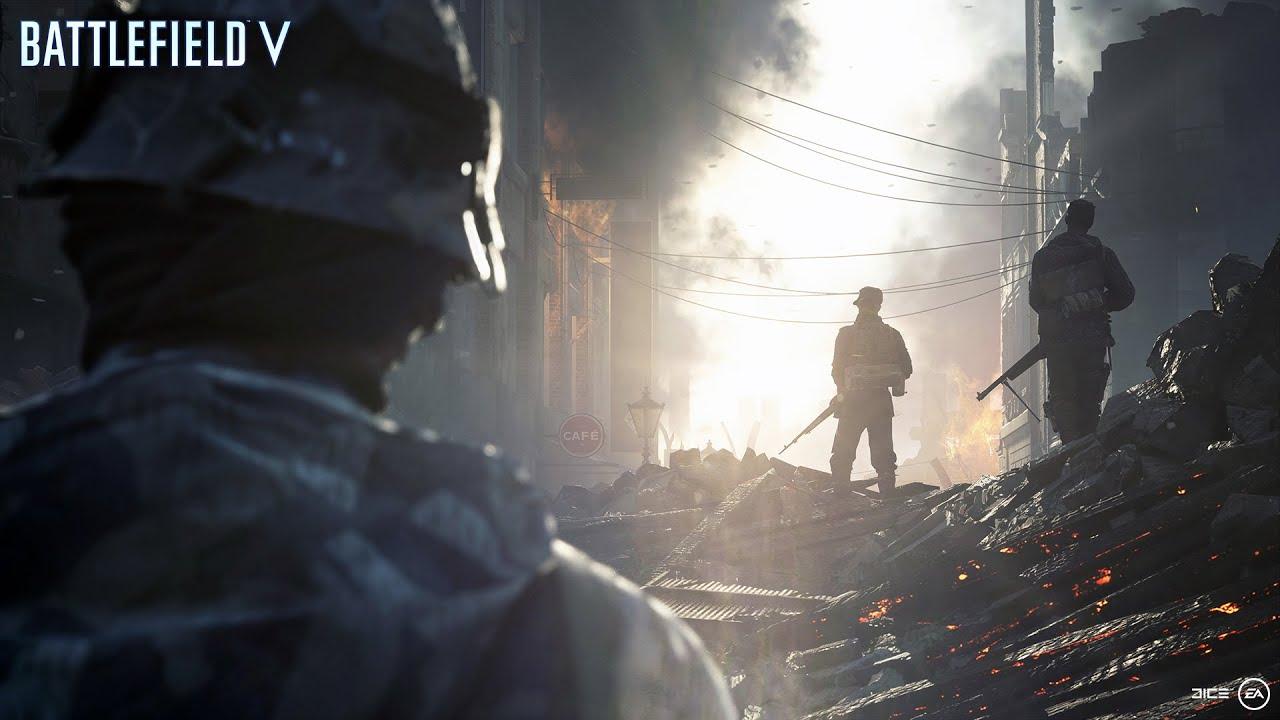 Battlefield 5 - Offizieller Die Kompanie-Trailer - Battlefield 5 - Offizieller Die Kompanie-Trailer