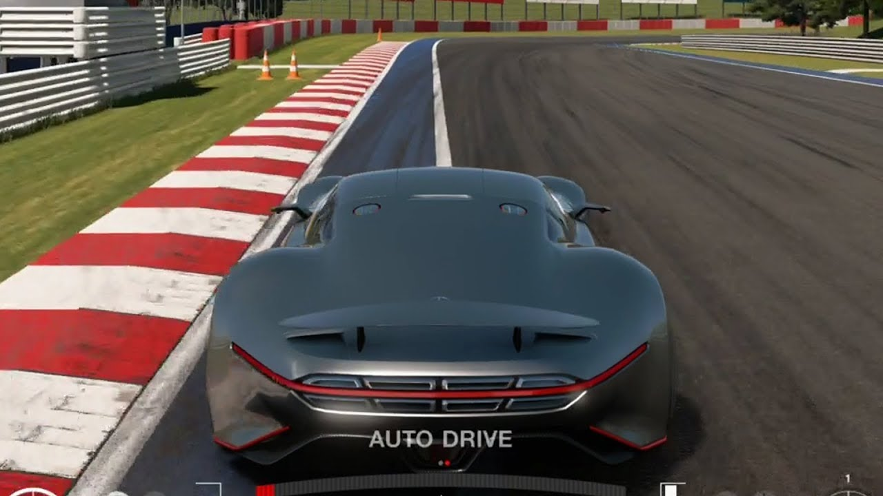 gran turismo sport mercedes benz amg vision gt test drive gameplay ps4 hd 1080p60fps. Black Bedroom Furniture Sets. Home Design Ideas