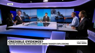 Oman tanker explosion, Sudan mediation, Hong Kong protests, Golunov freed