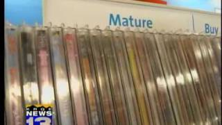 Store separating kids' vids, adult fare