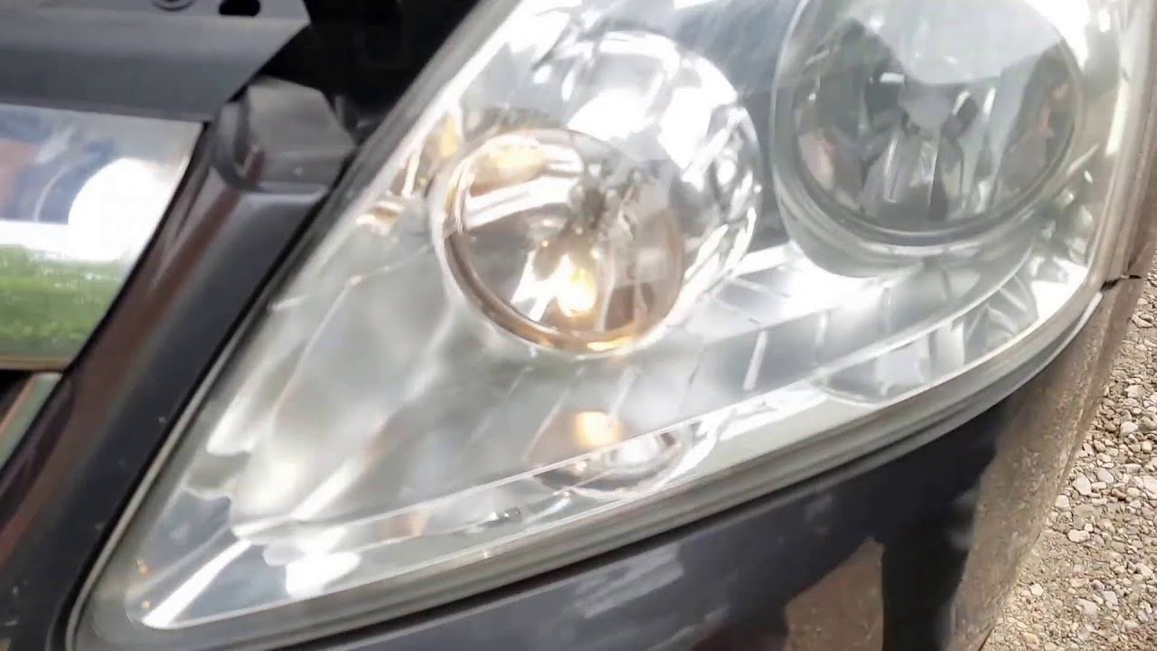How To Replace Side Light Bulb