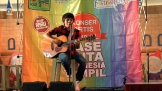 Calvin Jeremy - Tak Berdua  Rase Fm Live At Citylink Festival Bandung