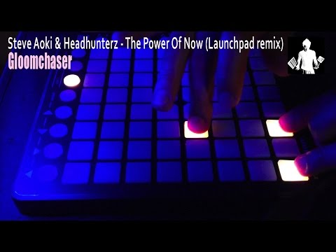 Steve Aoki & Headhunterz - The Power Of Now (Launchpad Remix)