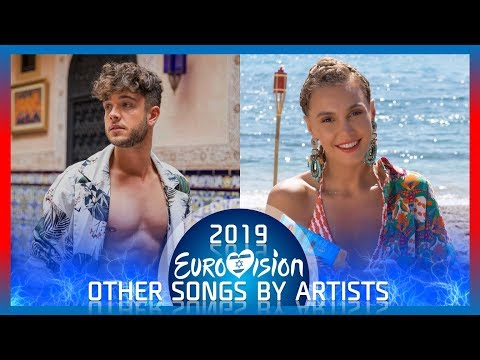 Other Songs By Eurovision 2019 Artists | TOP20