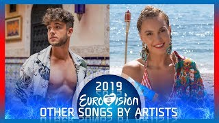 Other Songs By Eurovision 2019 Artists TOP20