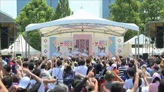 Ange☆Reve(あんじゅれ、アンジュレ―ヴ)「運命的%」 18年08月04日 @TI...