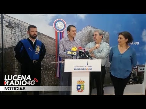 VÍDEO: Presentación de las Noches Mágicas del Centro Comercial Abierto de Lucena