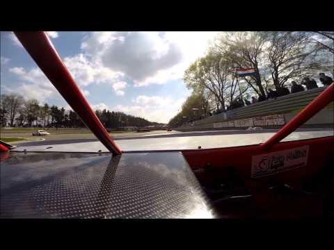 National Hotrods Ter Apel 20-04-2014 Onboard # 33 Reimon Bos