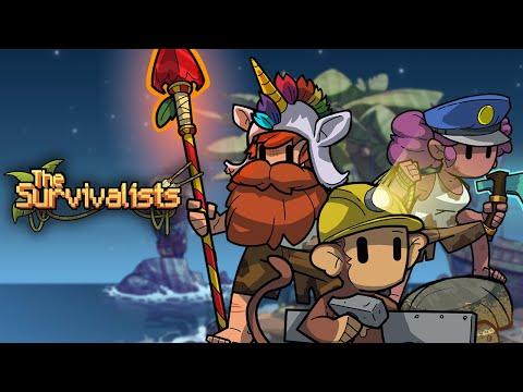The Survivalists Launch Trailer