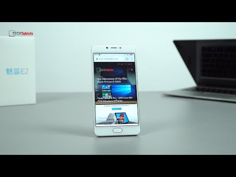 Meizu E2 Unboxing And Hands-On Review (English)