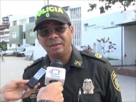 Un joven fue capturado momentos después de haber robado una moto