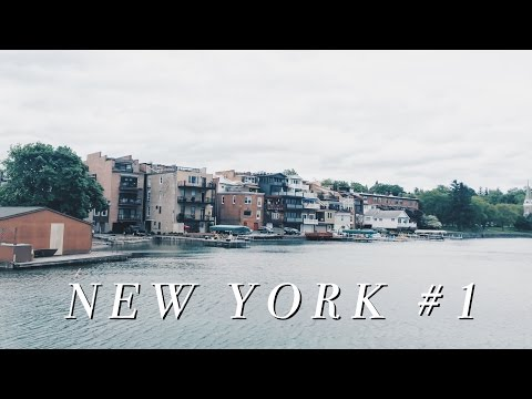 Settling Down in Syracuse | New York Travel Vlog #1